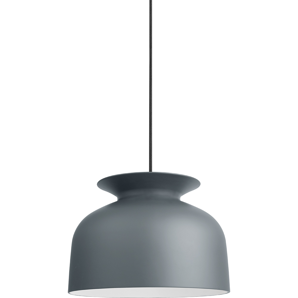 Ronde modern colorful pendant light by Oliver Schick manufactured by GUBI in Denmark