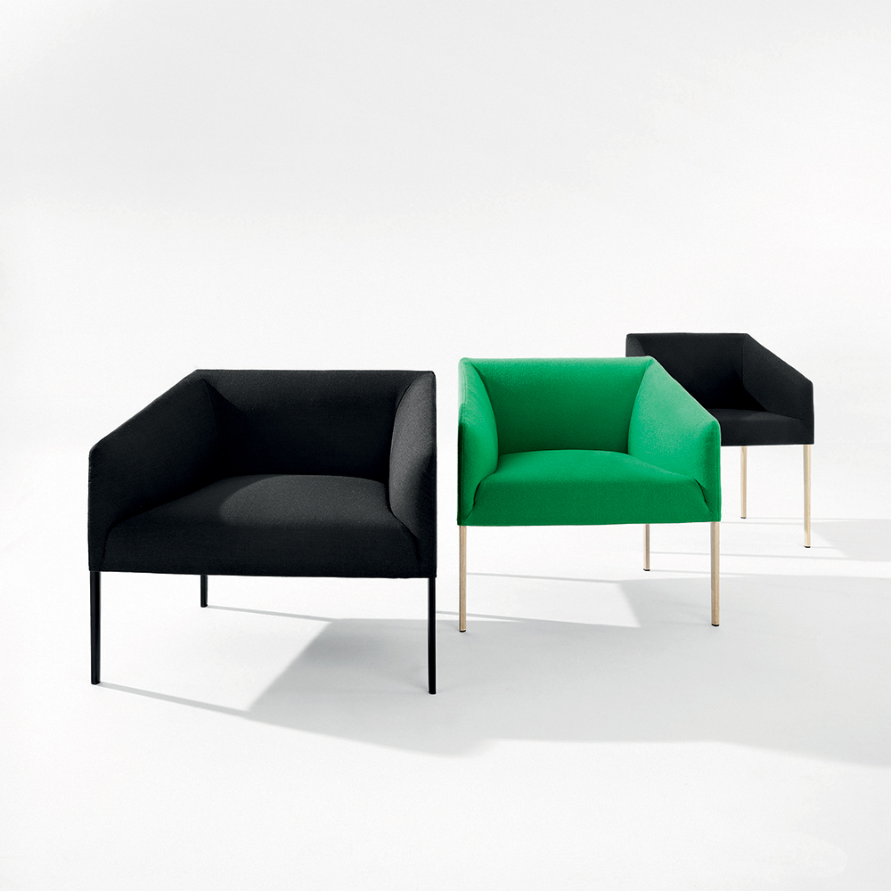 Saari Lounge chair designed by Lievore Altherr Molina for Arper