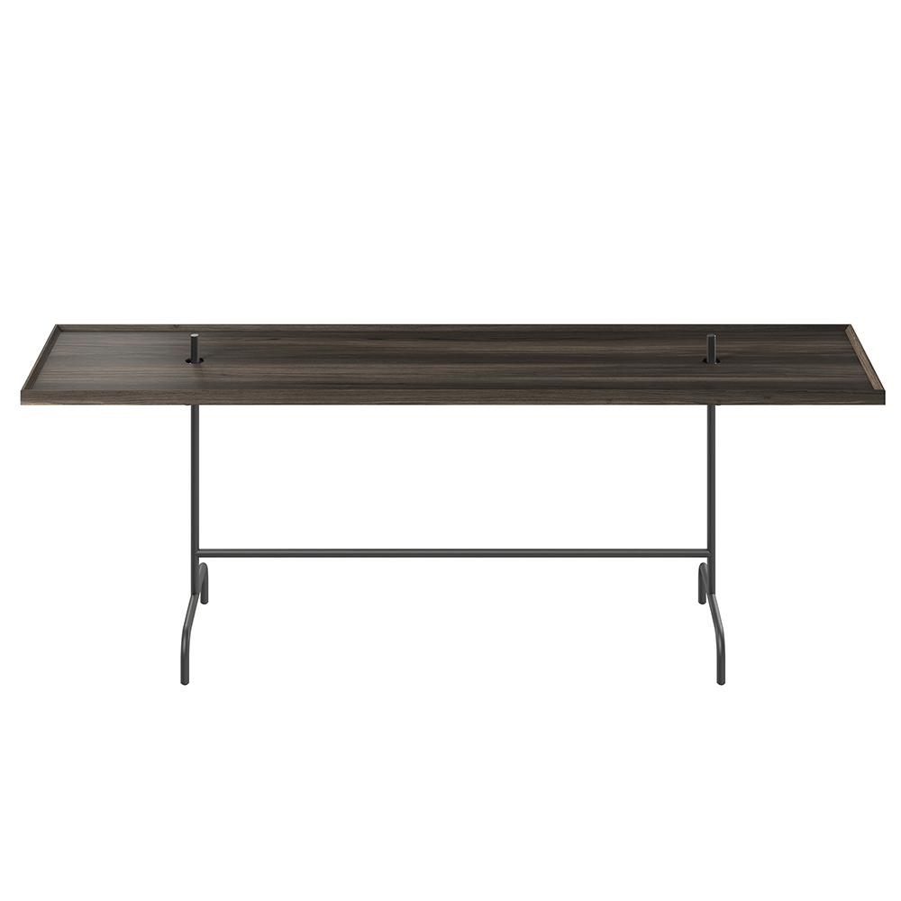 sail coffee table nendo depadova modern italian wooden designer table