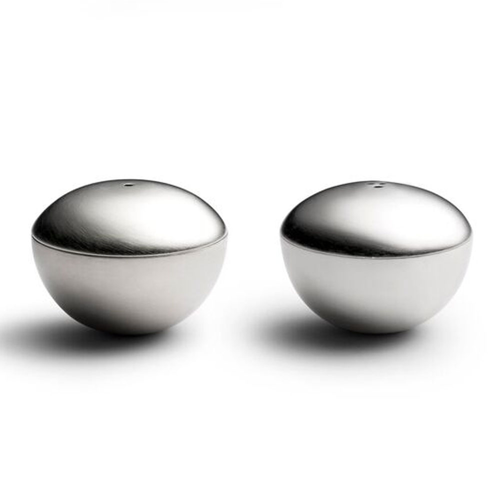Salt and Pepper designed by John Pawson for When Objects Work