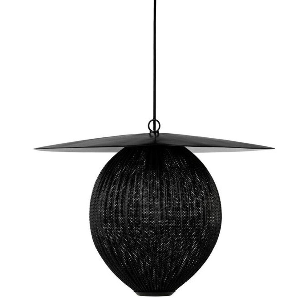 Satellite Pendant designed by Mathieu Mategot for Gubi