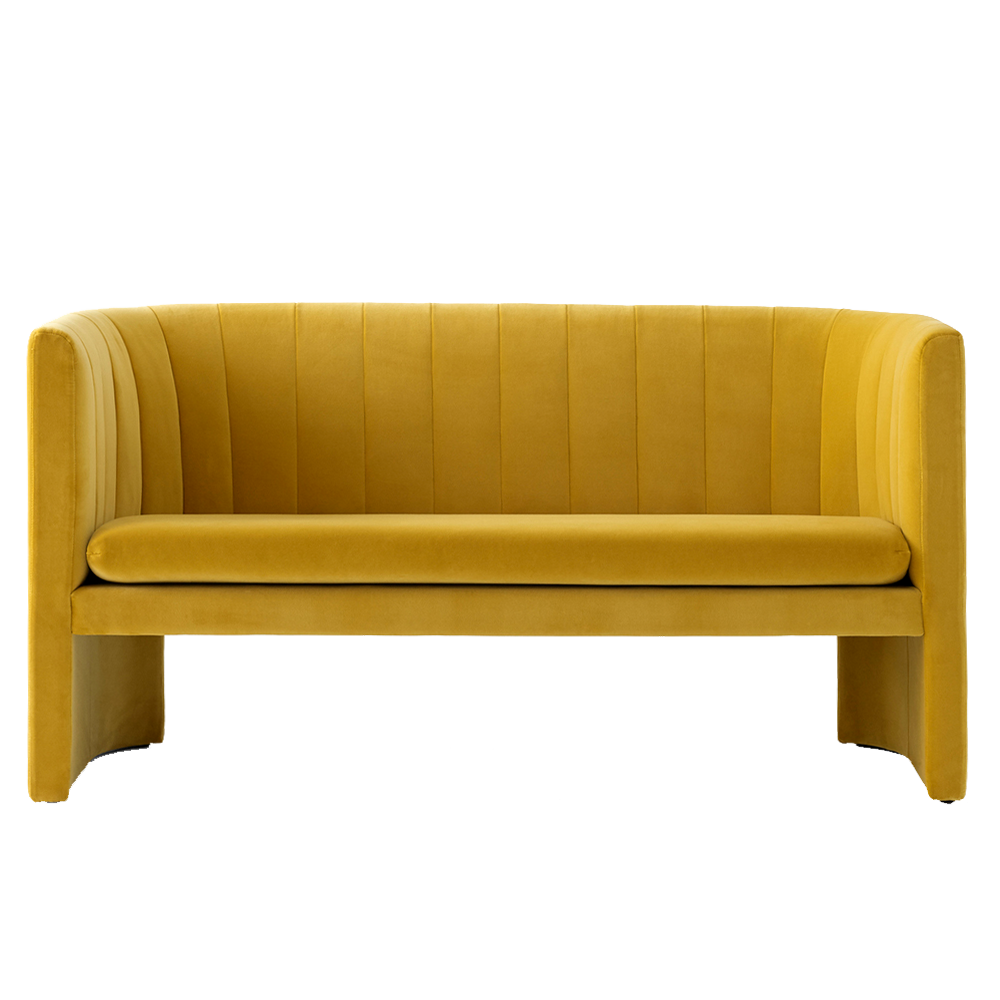 loafer sofa space copenhagen andtradition &tradition contemporary modern danish designer upholstered sofa couch