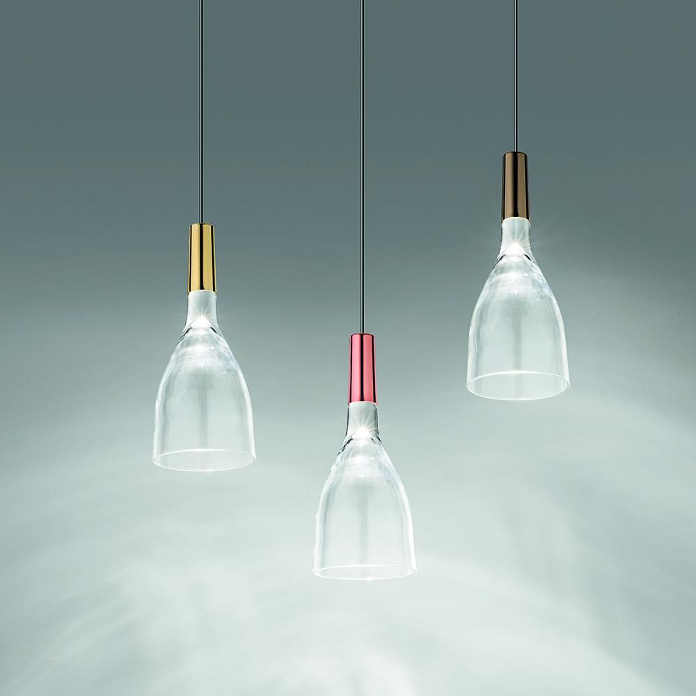 scintilla giovanni barbato vistosi modern contemporary minimalist italian designer suspension pendant lamp light lighting