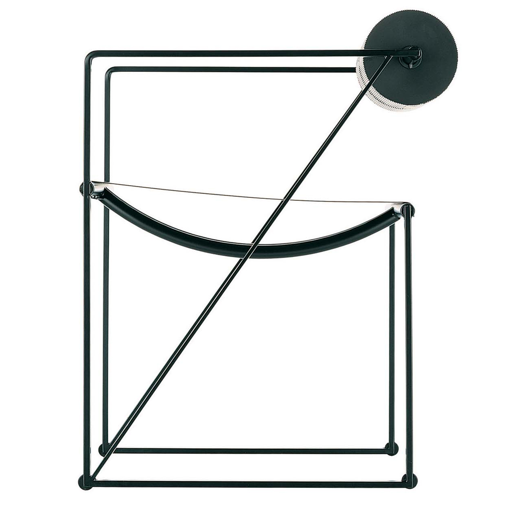 Seconda Chair designed by Mario Botta for Alias