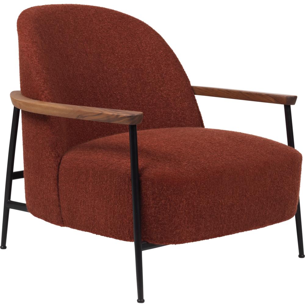 sejour lounge chair gubi gamfratesi modern contemporary designer upholstered boucle lounge chair