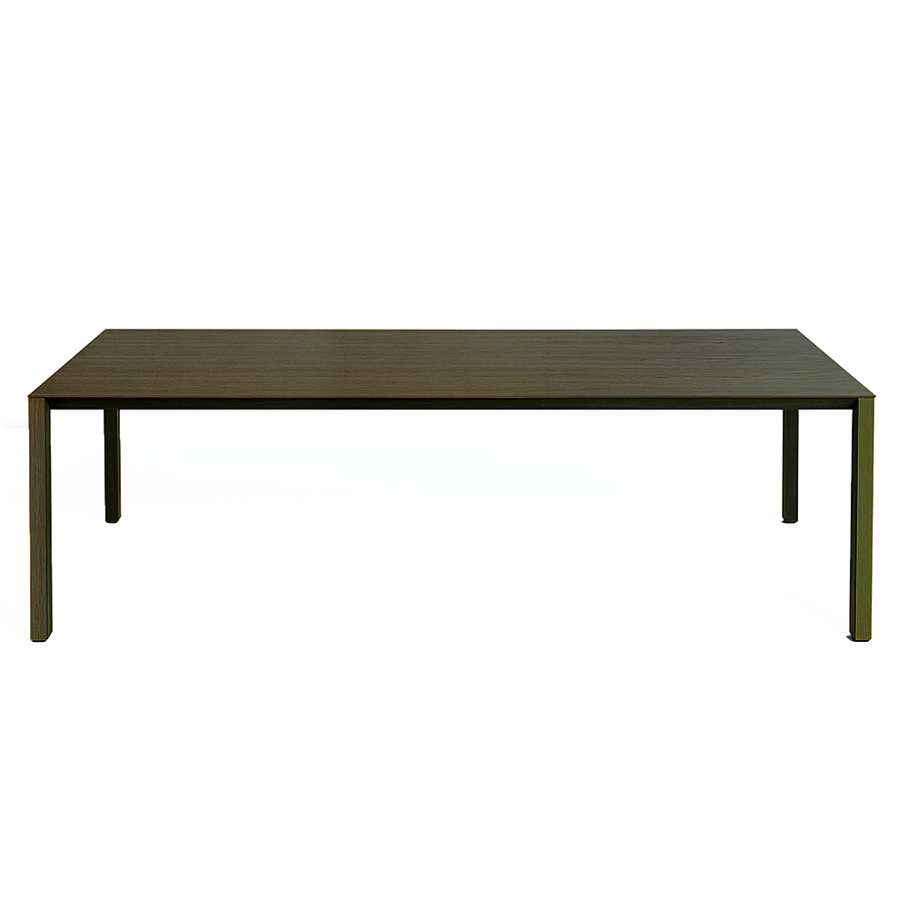 Shadow table designed by Vincent Van Duysen for De Padova.