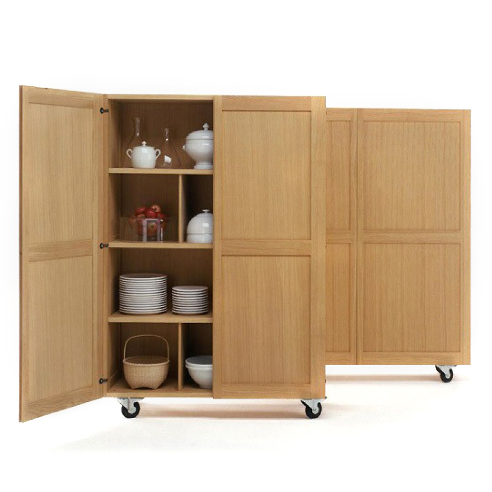 Shigeto Cupboard designed by Vico Magistretti for De Padova.