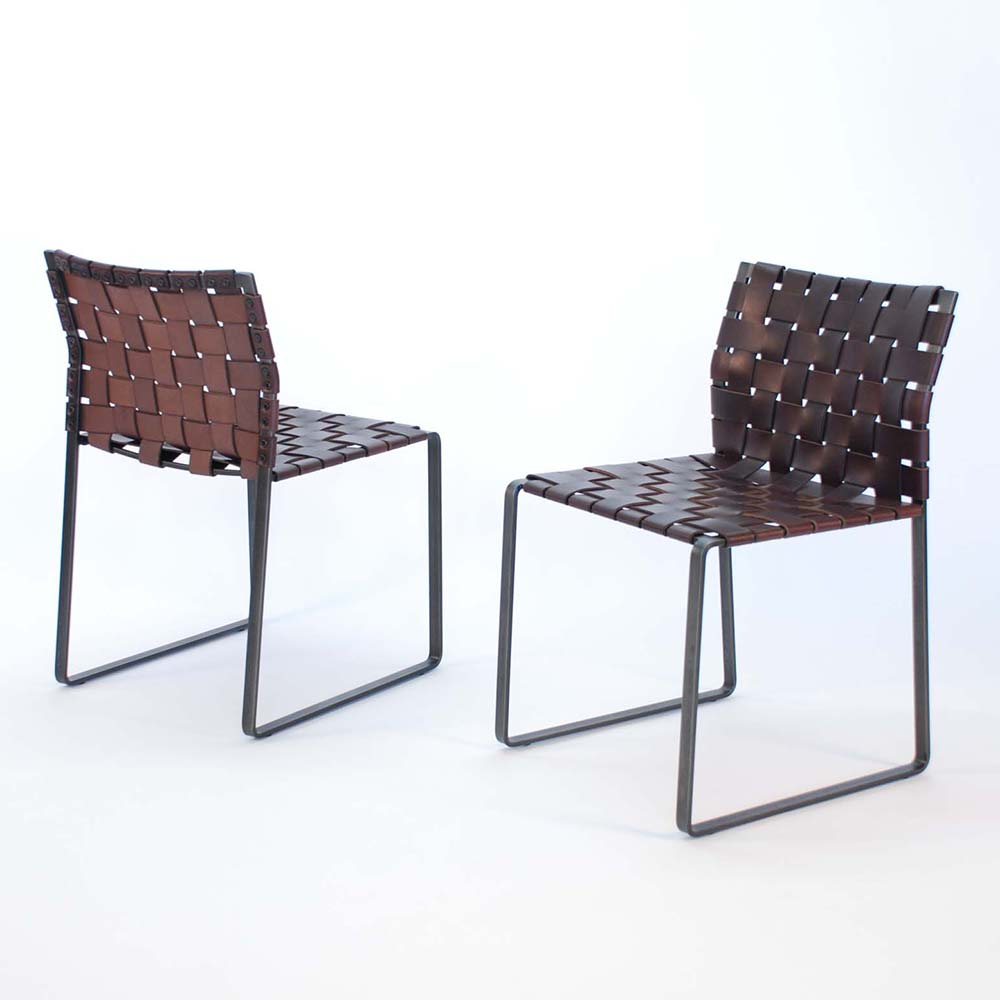 Woven Dining Chairs: Woven Side Chair Collection