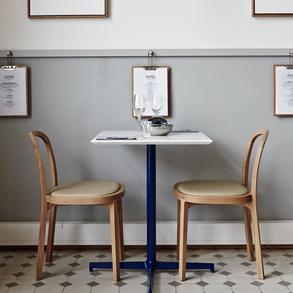 Siro+ Chair designed by Ilkka Suppanen and Raffaella Mangiarotti for Woodnotes