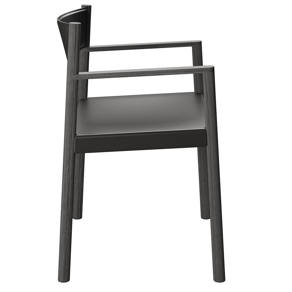 so chair fukasawa depadova wooden modern dining armchair