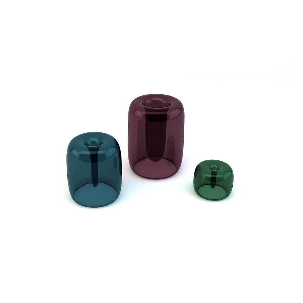 KFM Soft Vase designed ny Kristin Five Melvaer for when objects work