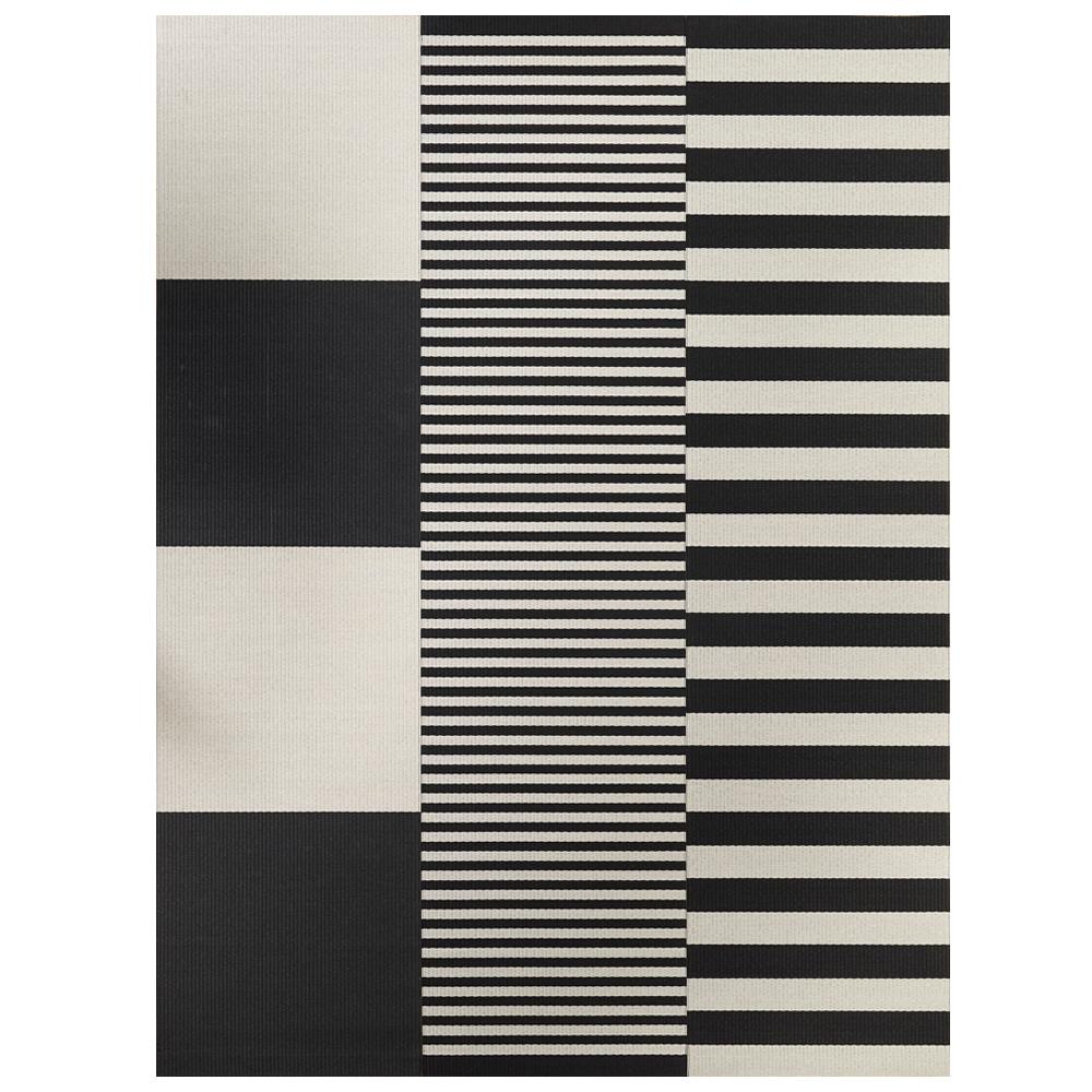 Squareplay Paper yarn rugs Ritva Puotila Woodnotes SUITE NY