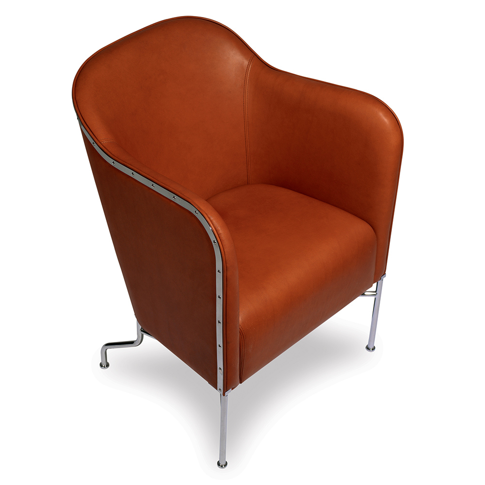 star mats theselius kallemo modern contemporary european designer upholstered easy chair lounge chair armchair