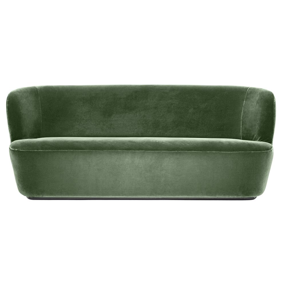 Stay Lounge Sofa Vellvuto DiCotone green velvet Gubi Space Copenhagen Suite ny