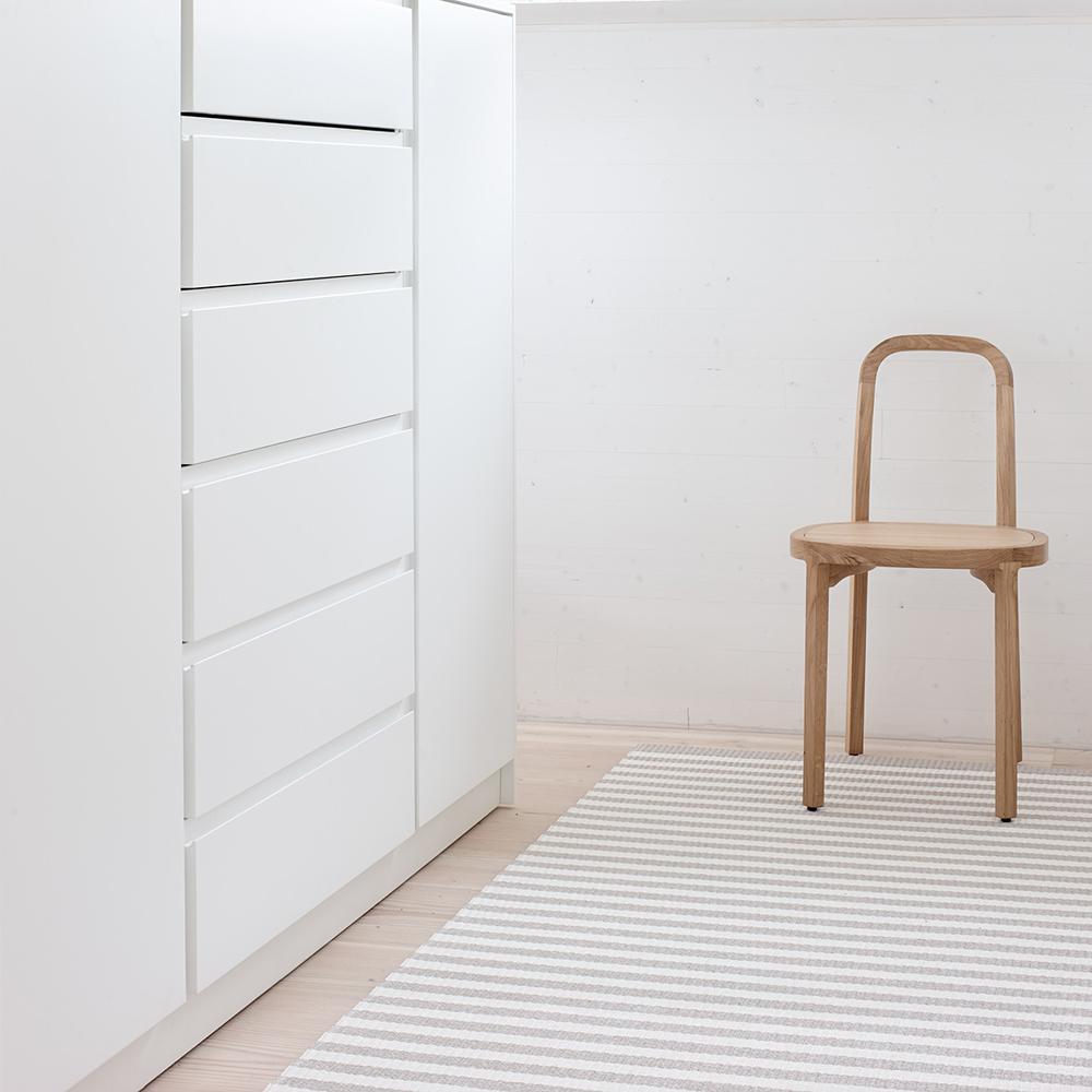 stripe woodnotes ritva puotila paper yarn carpet modern contemporary finnish designer rug carpet flooring