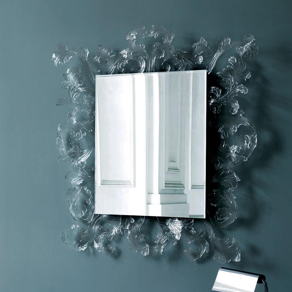 Sturm und Drang mirror Glas Italia Piero Lissoni