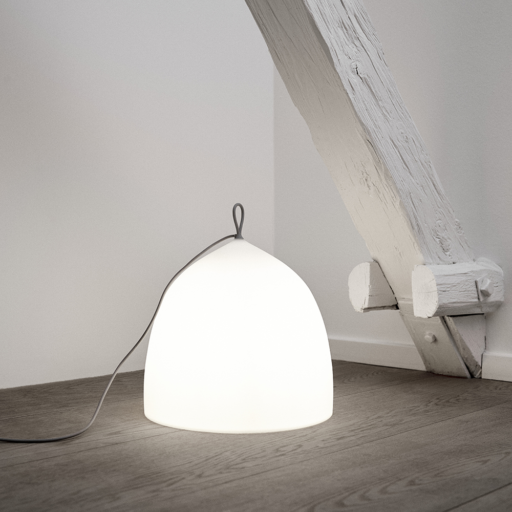 suspence nomad gamfratesi fritz hansen modern contemporary danish designer mobile movable floor lamp light lighting