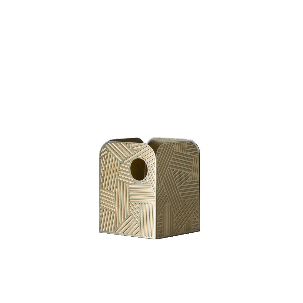 skultuna wilkinson desktop series lara bohinc semi etched brass home accessories picture frame small container pen holder letter rack swedish design