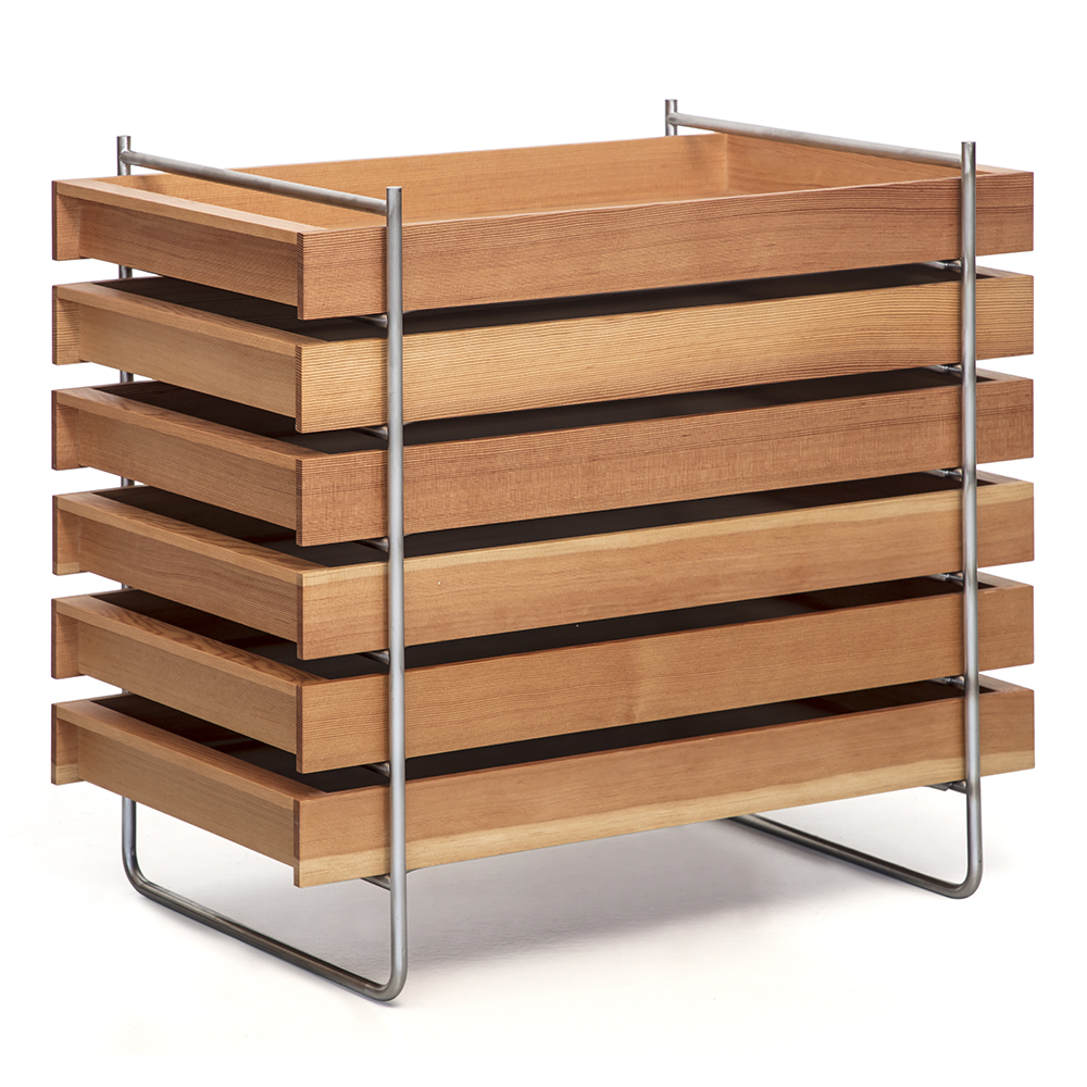 tool boxes line depping a petersen modern contemporary danish designer wood wooden home storage organizer organization boxes