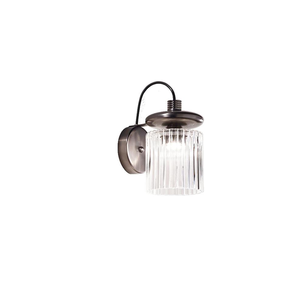 tread wall lamp chiaramonte marin vistosi contemporary modern designer italian colored glass wall lamp sconce designer lighting