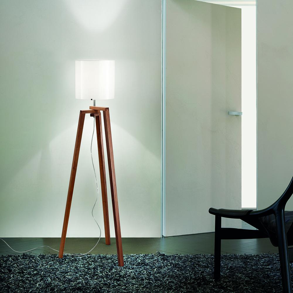 trepai floor light vistosi favaretto partners modern designer floor lamp