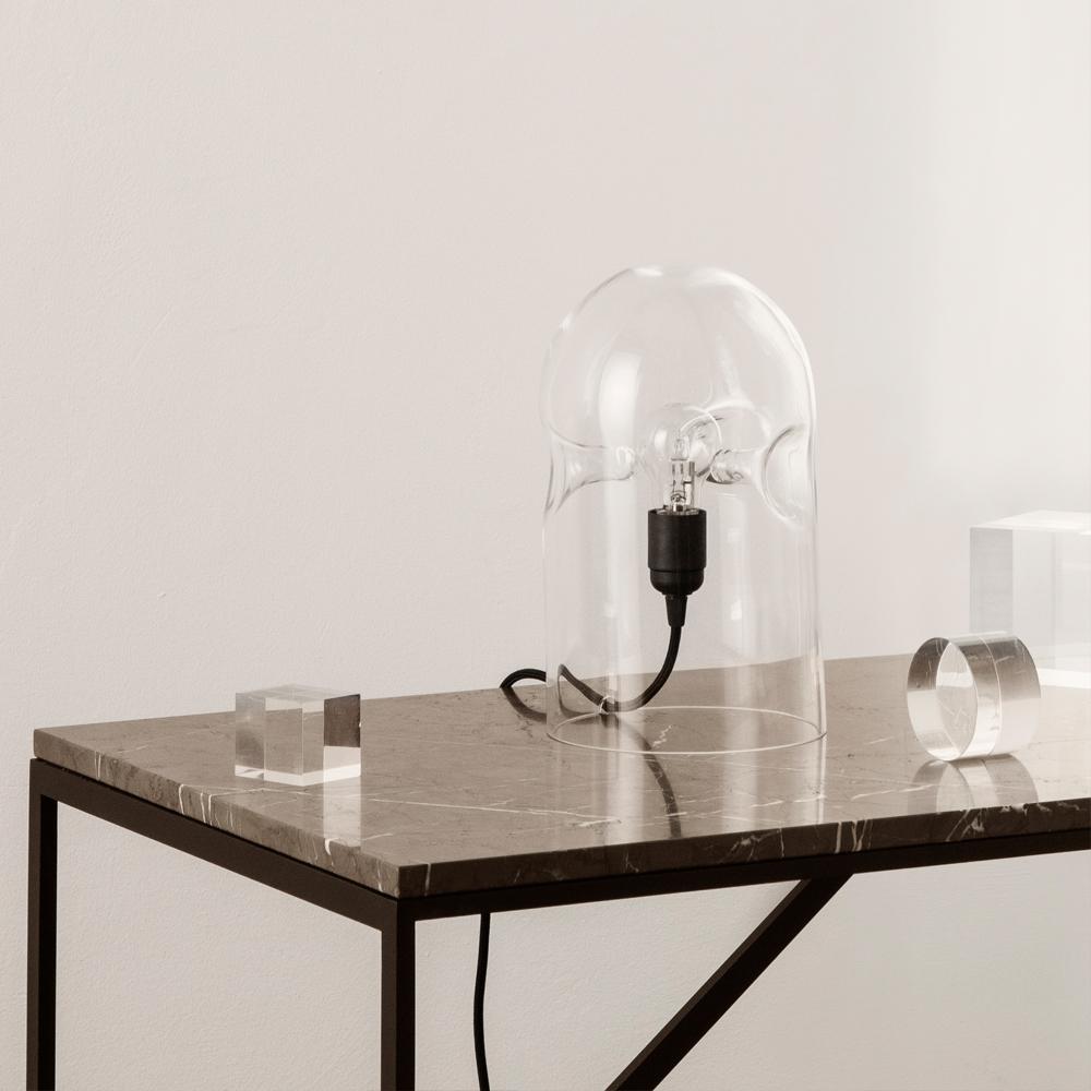 tripod lamp karakter aldo bakker