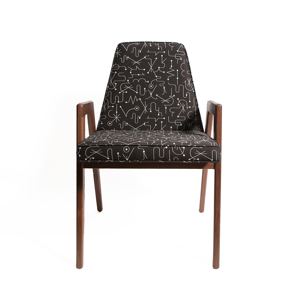 smilow upholstered dining chair