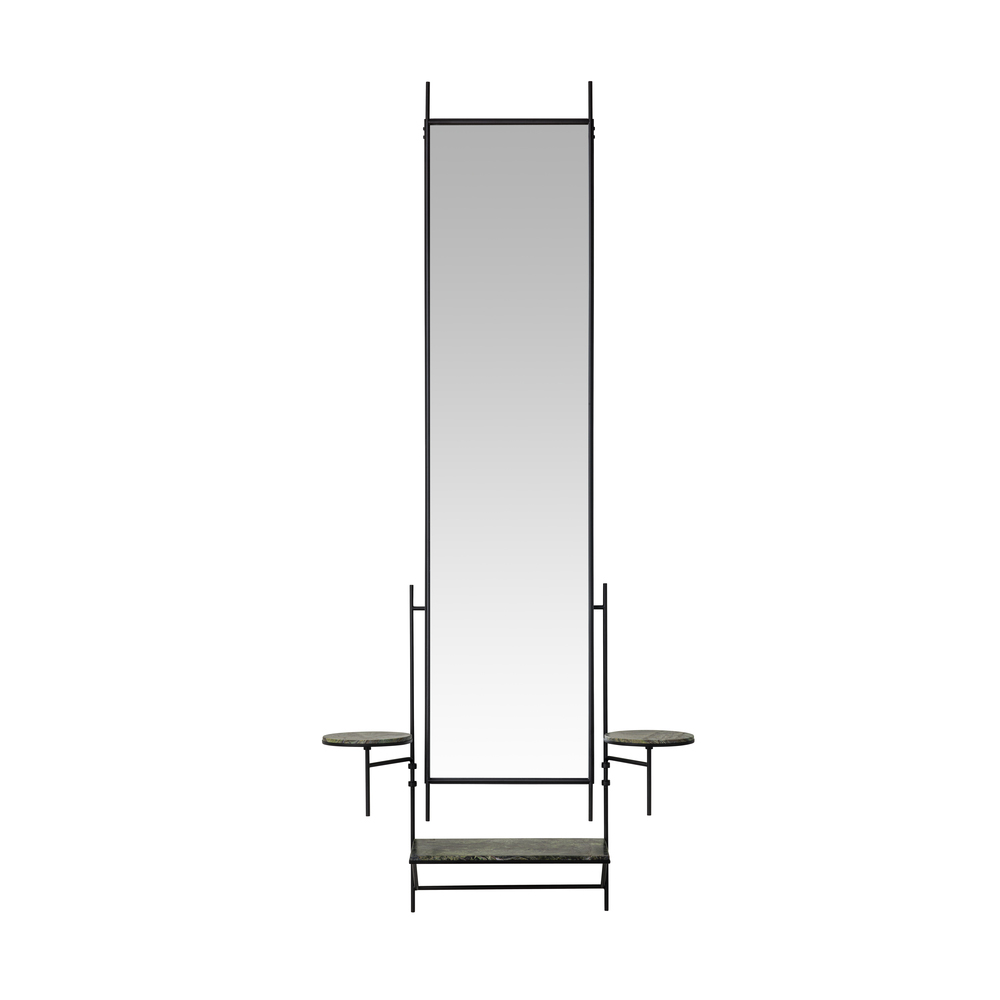 paul mccobb wall mirror fritz hansen
