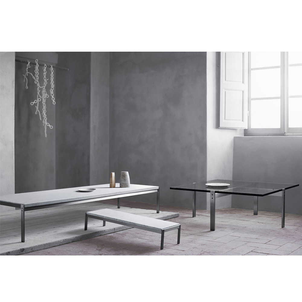 PK63 Coffee Table Poul Kjaerholm Fritz Hansen