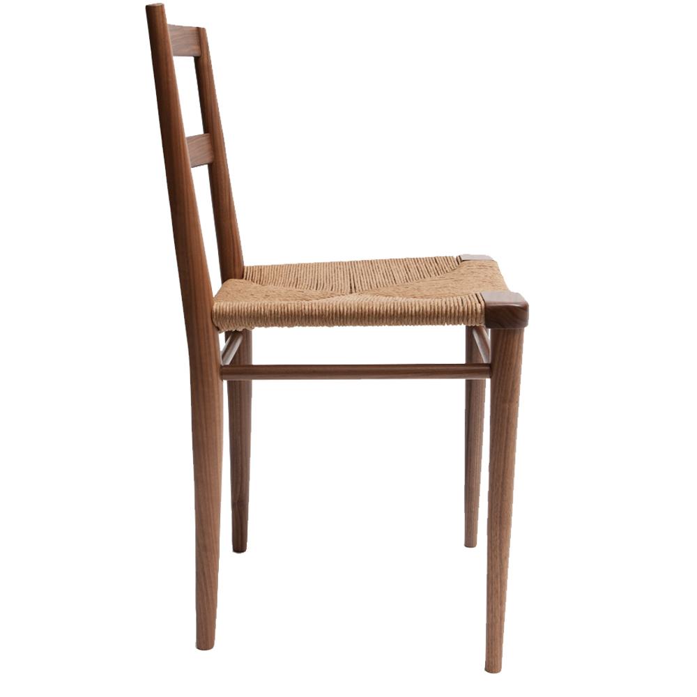 Rush dining chair Mel Smilow furniture modern american design