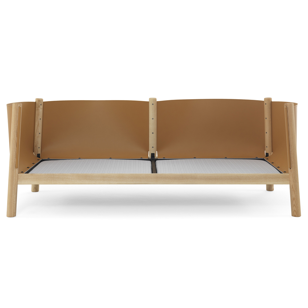 Yak sofa lucidi pevere depadova modern italian design de padova lucidipevere primitive leather