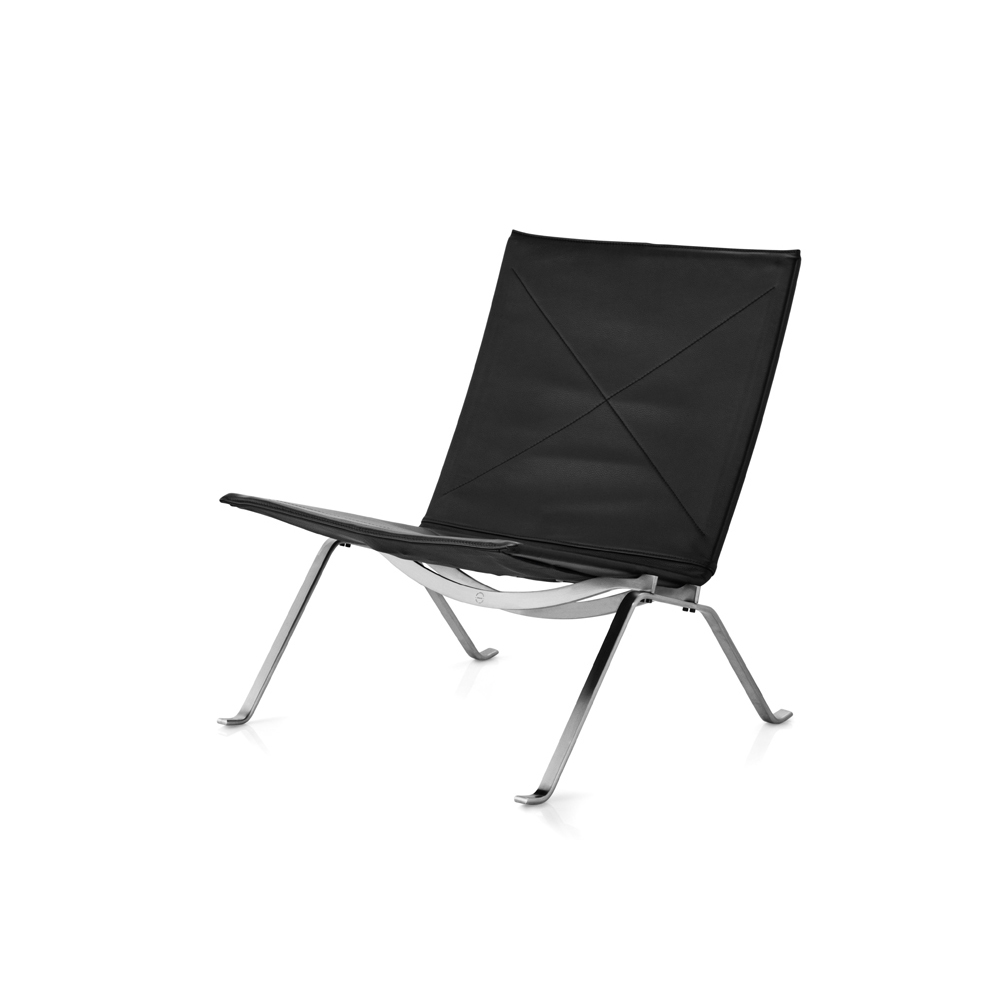 Swell Pk22 Easy Chair Poul Kjaerholm Fritz Hansen Suite Ny Inzonedesignstudio Interior Chair Design Inzonedesignstudiocom