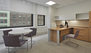 SUITE NY Rafaella modern corner office contract design contemporary commercial furnishings