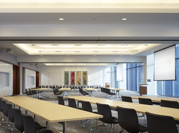 Shop SUITE NY for the Catifa 53 modern swivel chair by Lievore Altherr Molina as seen in the Bank of America Conference Room designed by Gensler. SUITE NY is the premier source for contemporary commercial furnishings and contract design.