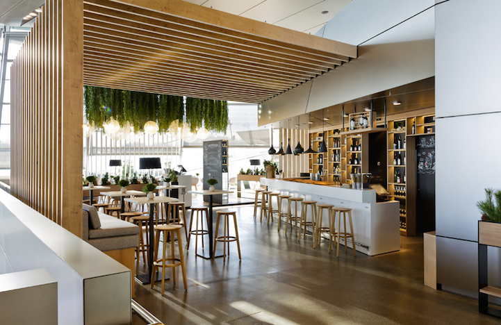 Shope SUITE NY for the 1.3 Stool by Zeitraum as seen as Restaurant Bavarie in Munich
