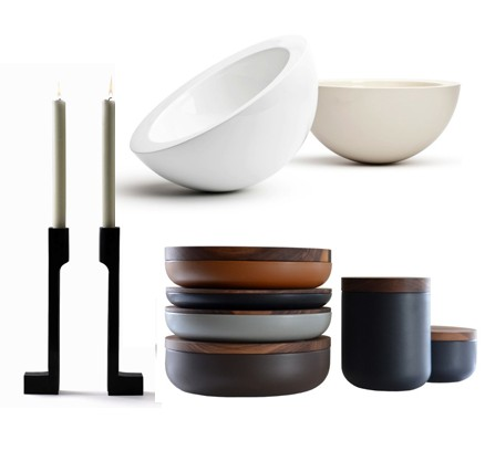 Designer home accessories by when objects work, available at SUITE NY