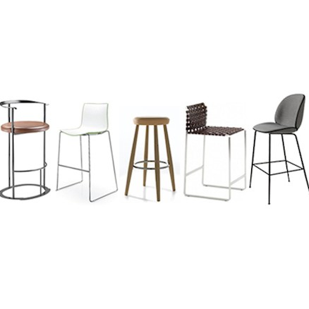 SUITE NY bar stools and counter stools