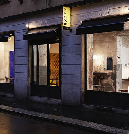 BassamFellows, Exits Gallery, milan, craig bassam, scott fellows