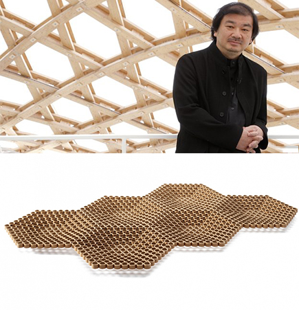 Shigeru Ban, Maru Bowl, When Objects Work, contemporary home accessories, modern design, contemporary home decor