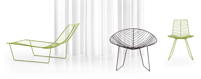 Shop SUITE NY for the leaf collection by Lievore Altherr Molina for Arper