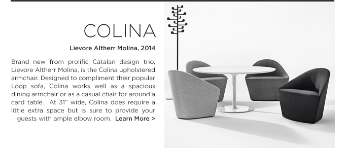 Colina chair, Lievore Altherr Molina, Arper, Colina S, grey upholstered armchair, grey dining chair, modern dining chair, upholstered modern dining chair, Italian furniture