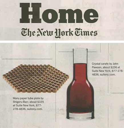 NY Times, New York Times, ny times shopping, ny times home, nytimes, home section, tim mckeough, Shopping with Alexander Gorlin