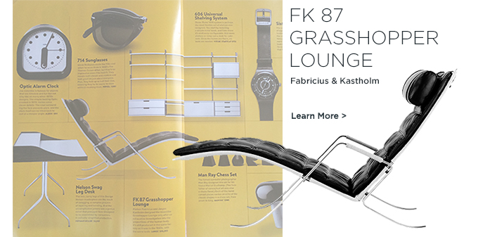 Lange Production, FK 87 Grasshopper Lounge, Fk 87 Grasshopper, Fabricius & Kastholm, Fabricius Kastholm, Lounge Chairs, Modern Furniture