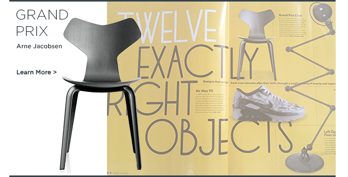 Arne Jacobsen, Grand Prix Chair, Fritz Hansen, Modern Chairs, Iconic Chair, Modern furniture, Suite ny, suiteny.com, suiteny