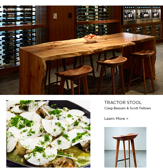 BassamFellows, Craig Bassam, Scott Fellows, Tractor Stool, Suiteny.com, Suiteny, Suite ny, Suite New York