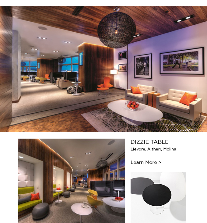 Dizzie Table, Dizzie Table Collection, Lievore, Altherr, Molina, Arper, Modern tables, occasional table, suiteny.com, suiteny, suite new york