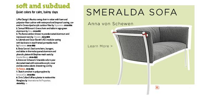Smeralda Sofa, DePavoda, Anna von Schewen, Suiteny, suiteny.com, suite new york