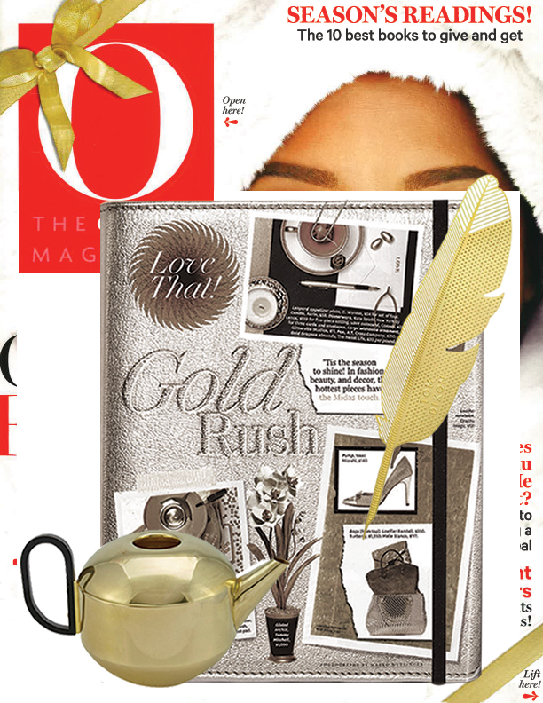 O MAGAZINE: Tom Dixon Eclectic Collection