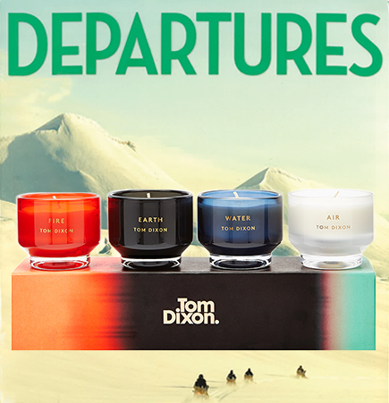 Tom Dixon, Tom Dixon Studio, Eclectic by Tom Dixon, Scent Elements Gift Set, Scent Elements Candles, Scented Candles, Tabletop Accessories, Home Accessories, Suiteny, suite ny, suiteny.com, suite new york