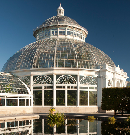 New York Botanical Gardens,